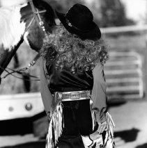 Kistin Capp; Rodeo Queen, Moses Lake, Washington, 1995; inkjet pigment print; 514x510mm