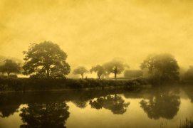 Joyce Tenneson; Fog and Reflections, 2015; inkjet pigment print