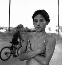 Kristin Capp; Boy, Soap Lake, Washington, 1994; inkjet pigment