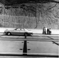 Kristin Capp; Family, Grand Coulee Dam, 1994; inkjet pigment print; 508x506mm