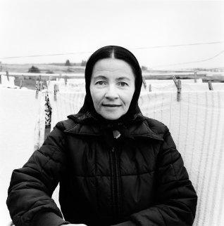 Kristin Capp; Annie Hofer, Marlin County, Washington, 1996; inkjet pigment print; 526x518mm